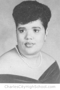 Darcelle Jones yearbook picture