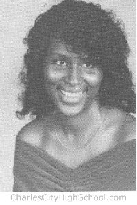Cassandra Tyler yearbook picture
