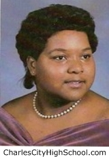 Dannette Black yearbook picture