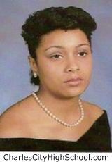 Darlene Bradby yearbook picture