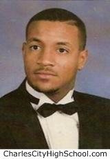 Isaiah Davis yearbook picture