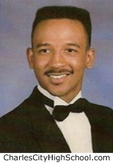Evans W. Coleman yearbook picture
