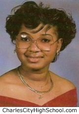 Margientte Jackson yearbook picture