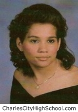 Susann Jefferson yearbook picture