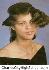 Mia Percy yearbook picture