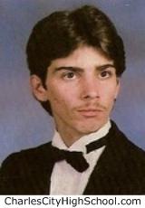 Steven Pugh yearbook picture