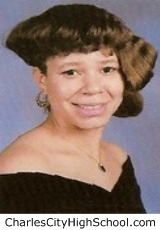 Tracie Smith yearbook picture