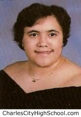 Joelle Tiffany Stewart yearbook picture