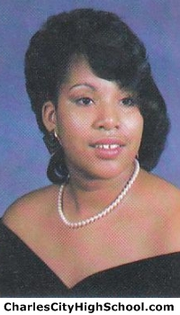 Gail Brown yearbook picture