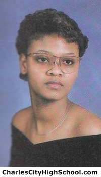 Rita Bynum yearbook picture