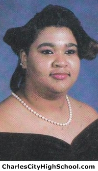 Josie Greene yearbook picture