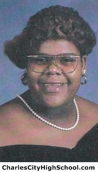 Elsie Robinson yearbook picture