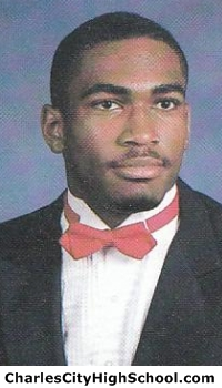 Spruill Vannie yearbook picture