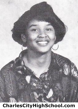 Consuelo Adkins yearbook picture