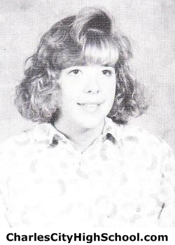 Ann Brime yearbook picture