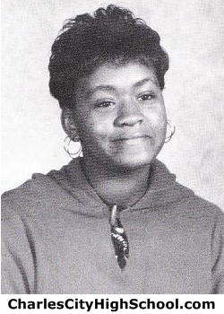 Joanne Coles yearbook picture