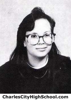 Penelope Montgomery yearbook picture