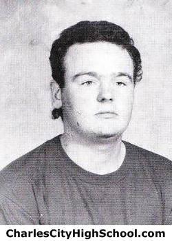 Michael Overman yearbook picture