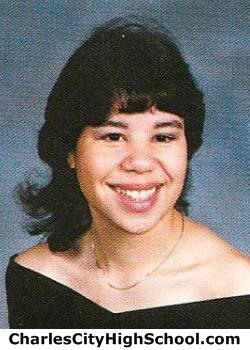 Pamela Adkins yearbook picture