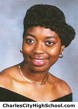 Karen Allen yearbook picture