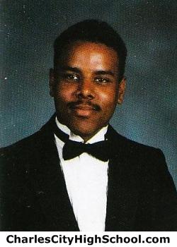 Mervin Allen yearbook picture