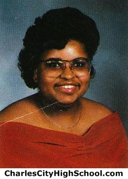 Sonia Black yearbook picture