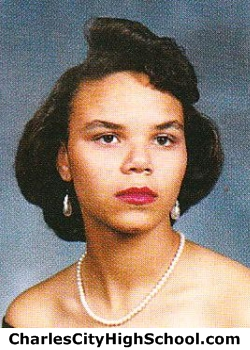 Teresa Craddock yearbook picture