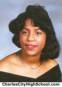 LaToya Johnson yearbook picture