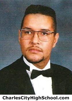 Christopher Jones yearbook picture