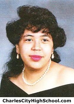 Tara Jones yearbook picture