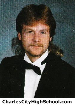 Andrew Necolettos yearbook picture