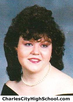 Kimberly Shifflett yearbook picture