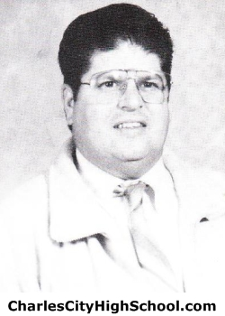 Mike Brown yearbook picture