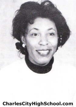Gloria Hill yearbook picture