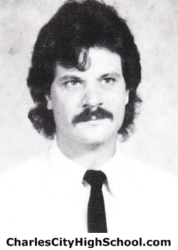 David McElroy yearbook picture