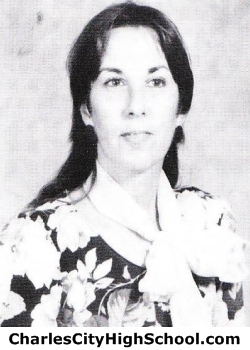 Lois Sereno yearbook picture