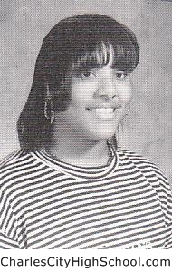 Adkins Breshae yearbook picture