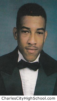 Chartae Charity yearbook picture