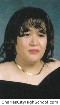 Susan Miles yearbook picture