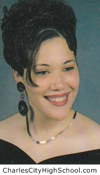 Katrina Tabb yearbook picture