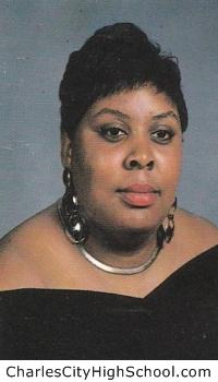 Terri Woodley yearbook picture