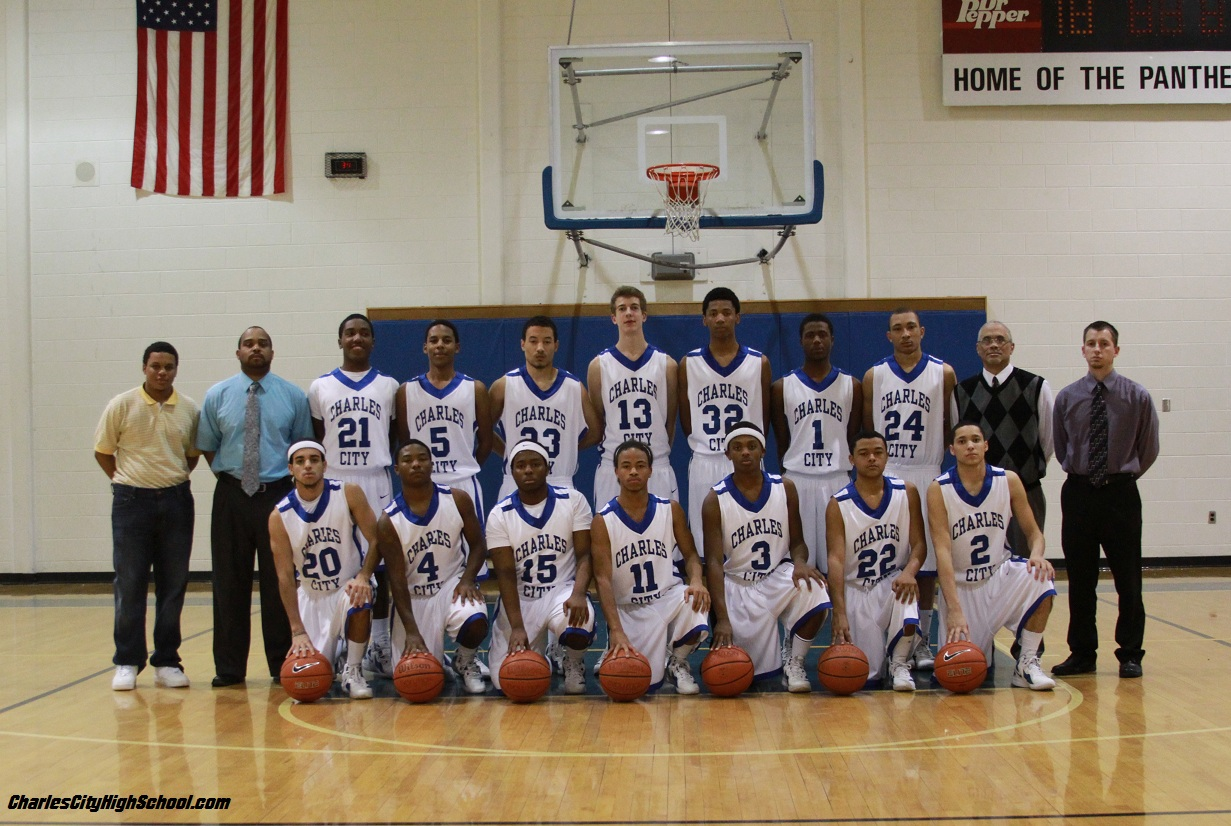 Charles City Panthers win Region A, Division 1 Basketball ...