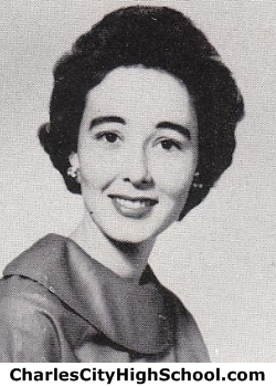 H. D. Black yearbook picture