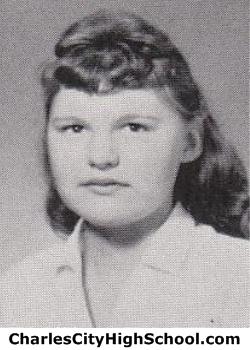 Margaret Bobb yearbook picture