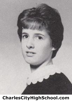 Karen Furr yearbook photo