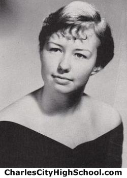 Mary Ellen Green yearbook picture