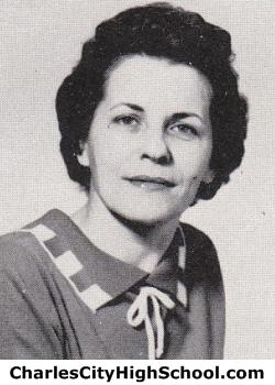 Ann Gunderson yearbook photo