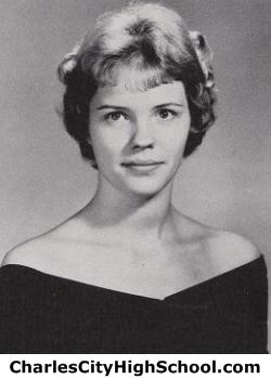 Elizabeth Grey Gunderson yearbook photo