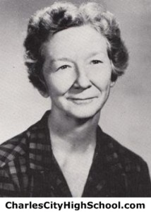 Marguerite Richardson Yearbook Photo