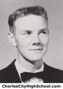 Richard Waitman Yearbook Photo